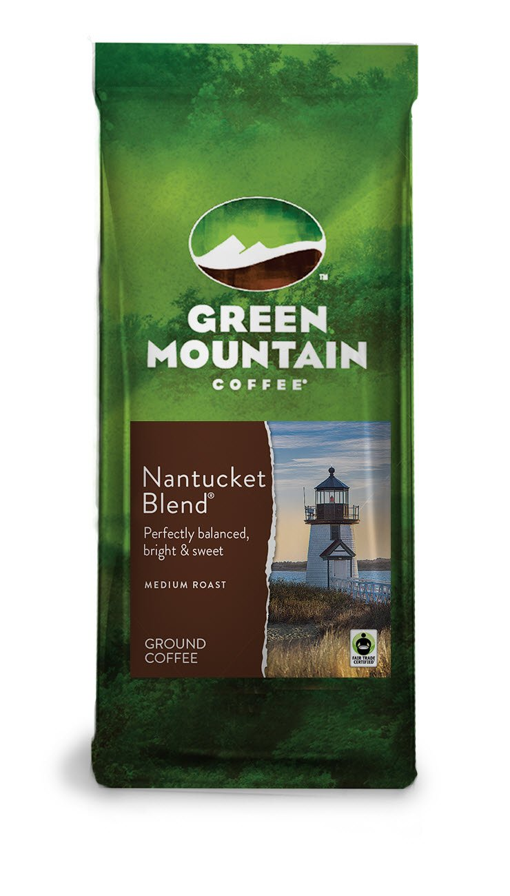 Green Mountain Coffee Nantucket Blend, 12Oz