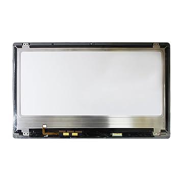 FTDLCD® 15.6 pulgadas LCD Pantalla Táctil Digitalizador Asamblea Reemplazo de Ordenador Portátiles para Acer Aspire R7-572-6805 R7-572-6423: Amazon.es: ...