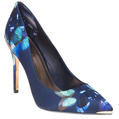 48f8423811d4f1 Ted Baker Kawaap 5 Shoes Blue 3 UK  Amazon.co.uk  Shoes   Bags
