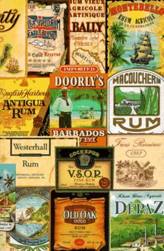 Rums of the eastern Caribbean
