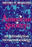 American Society, Daniel W. Rossides, 1882289048