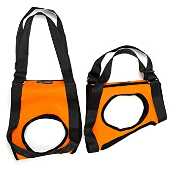 61NMB%2Bly3LL._SY355_ amazon com lifeunion dog foreleg and hind rear legs sling dog lift