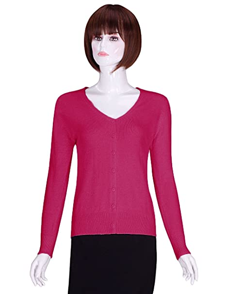 21a035b440d ADAMARIS Cardigans for Women Black Cardigan Sweaters for Women Cashmere  Green Red Pink White Yellow