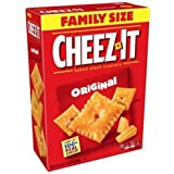 Sunshine Cheez-It Keebler Original Crackers, 21 oz