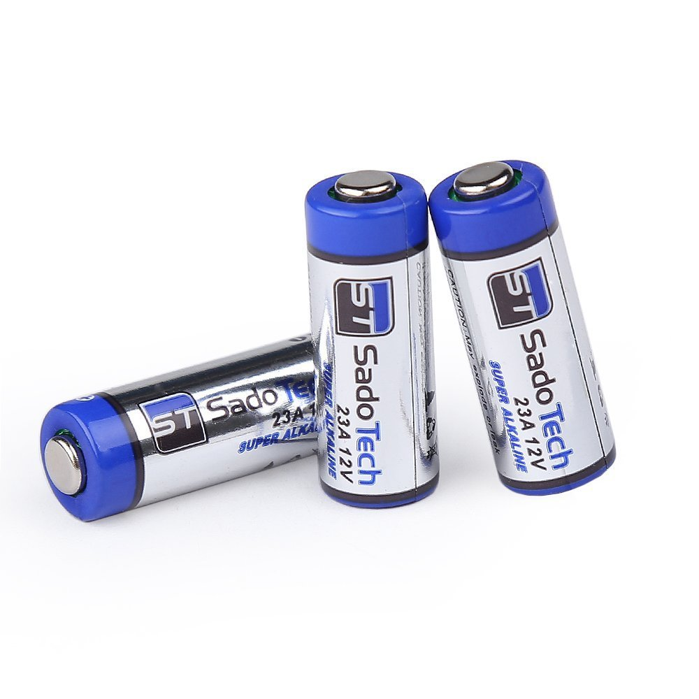 A23 Battery For Household Electronics Garage Door Opener 6v 12v 27a 3step Lead Acid Charger Car And Accessories Long Lasting 1 Pack 3 Batteries Home Improvement