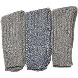 3 Pairs of Thick Warm socks Wool Blend Boot socks Walking