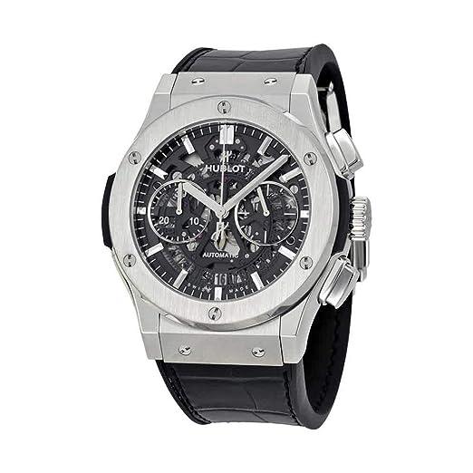 Hublot Classic Fusion Hombre Reloj Cronógrafo - 525. NX. 0170. LR: Hublot: Amazon.es: Relojes