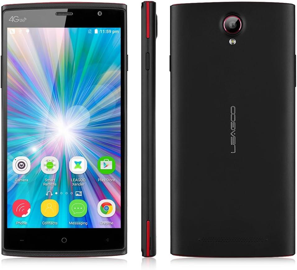 LEAGOO Elite 5 - Smartphone Libre Android 4G LTE (Pantalla IPS Ogs 5.5
