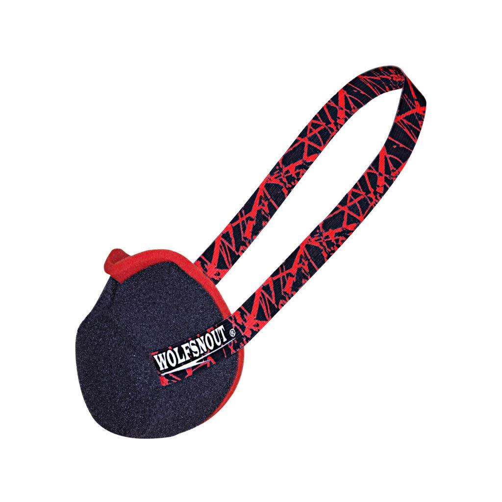 Wolfsnout Allsport Dust Mask Red