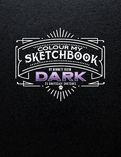 Colour My Sketchbook DARK