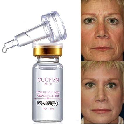 samlike 100% Natural purefi rming Colágeno enorme Antiarrugas ácido hialurónico Serum nuevo