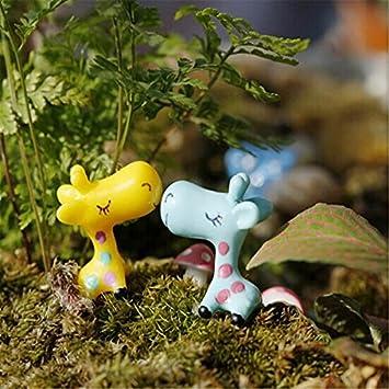 BuyYourWish Adorno para jardín, diseño de jirafa: Amazon.es: Jardín