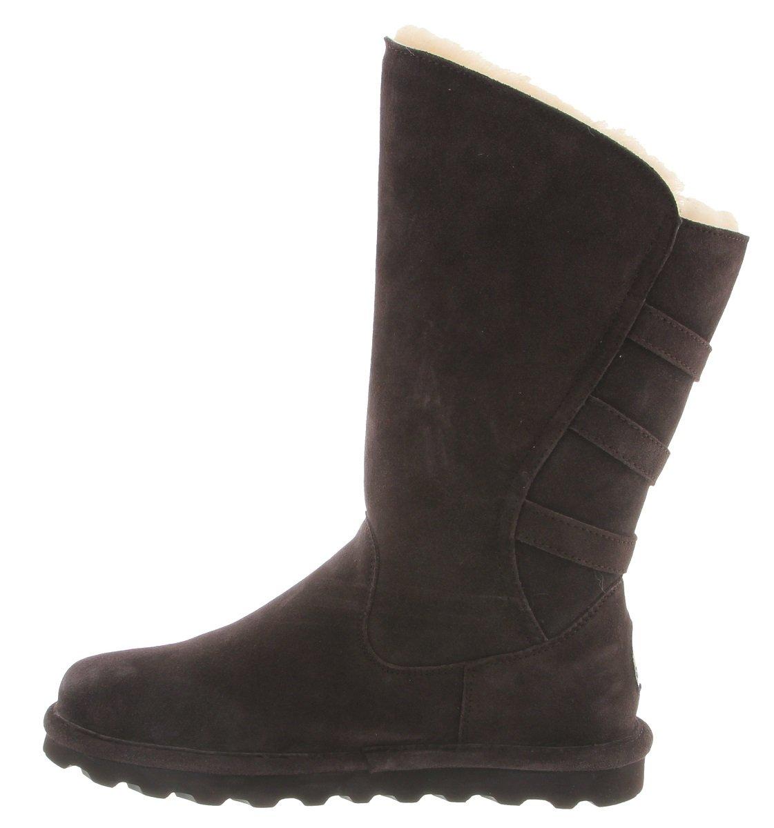 BEARPAW Women's Jenna B(M) Boots B06XYHD5D6 10 B(M) Jenna US Chocolate Ii 339849