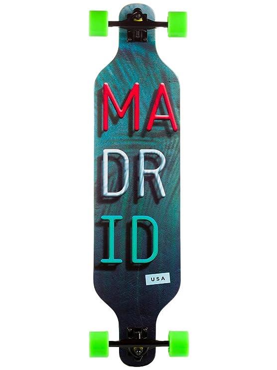 Madrid Miami Basic Komplett Longboard (Top Mount) 2015