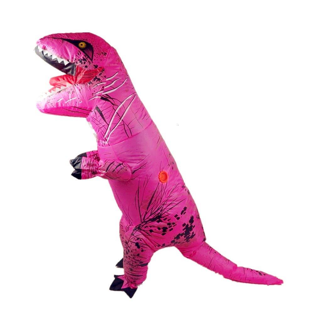 Amazon.com: T-Rex Inflatable Kids Costume Dinosaur Fancy Dress: Toys ...
