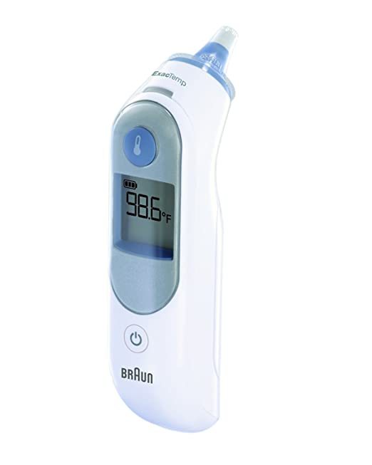Braun Ear Thermometer Review