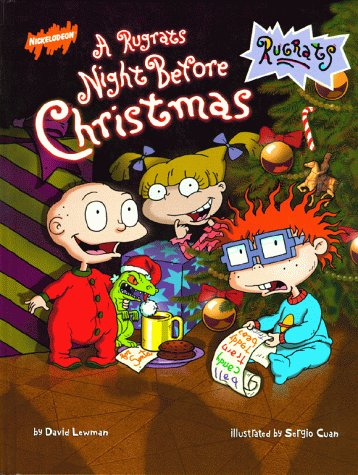 Rugrats Christmas.A Rugrats Night Before Christmas David Lewman Sergio Cuan