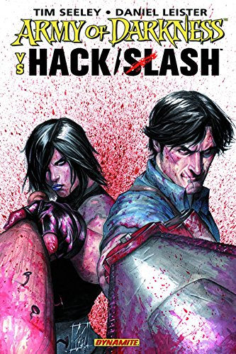 Army of Darkness Vs. Hack / -