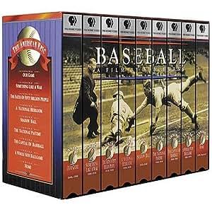 Amazon Com Baseball A Film By Ken Burns Vhs Mike