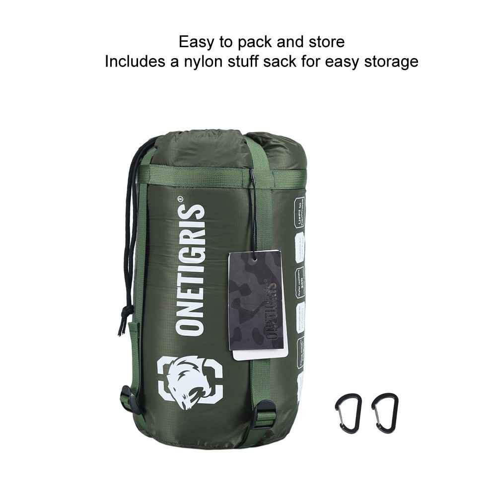 OneTigris Night Protector Hammock Underquilt Essential Hammock Camping Gear