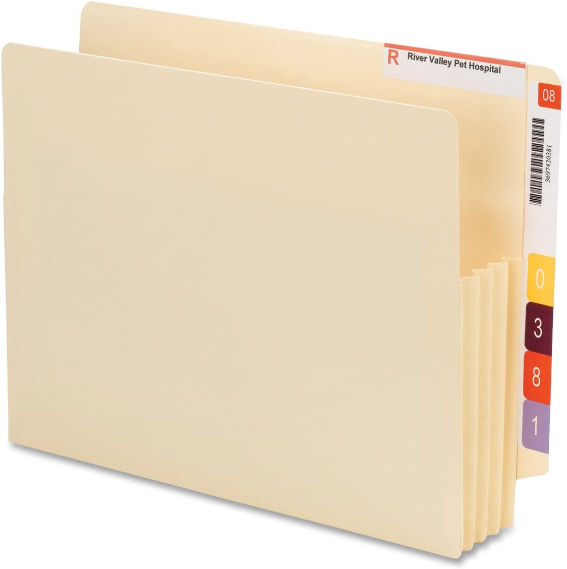 Smead End Tab Convertible File Score Split Reinforced OFFicial 2021 model shop Ta Pocket