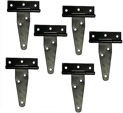 Amazon.com: Bisagra para cobertizo resistente de T-Strap ...