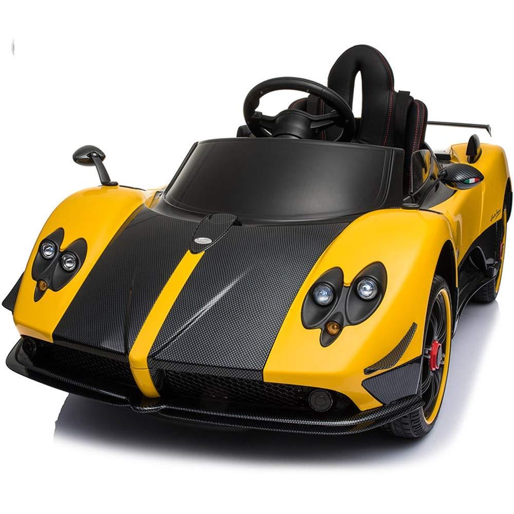 OATL Kinder elektroauto vierrädrigen elektroauto baby fernbedienung spielzeugauto kann sitzen männer und frauen kinder baby super running temperament allrad beleuchtung sitz einstellbar unabhängige la