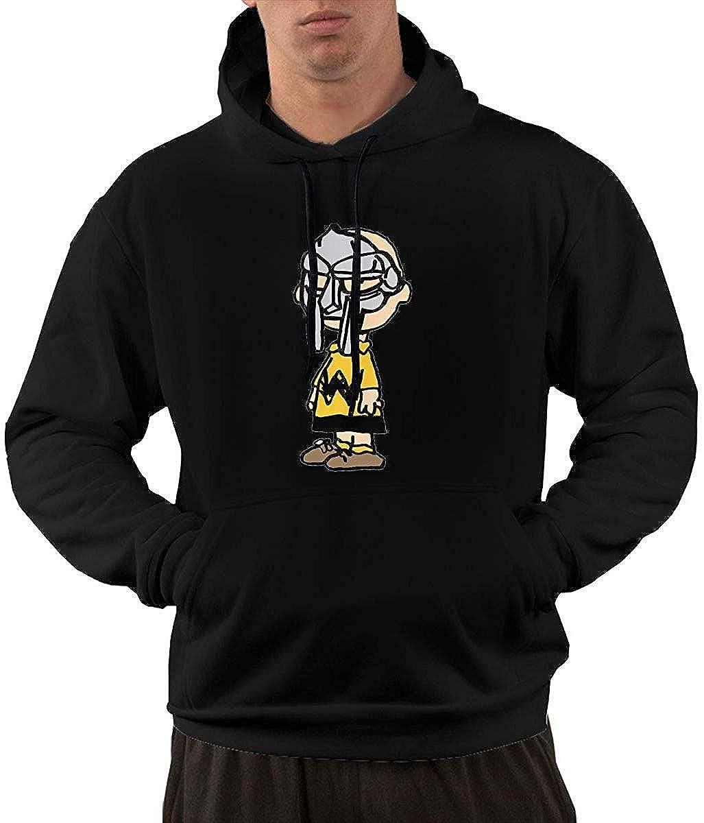 NALLK-7A Sudadera con Capucha para Hombre - Charlie Brown MF Doom ...