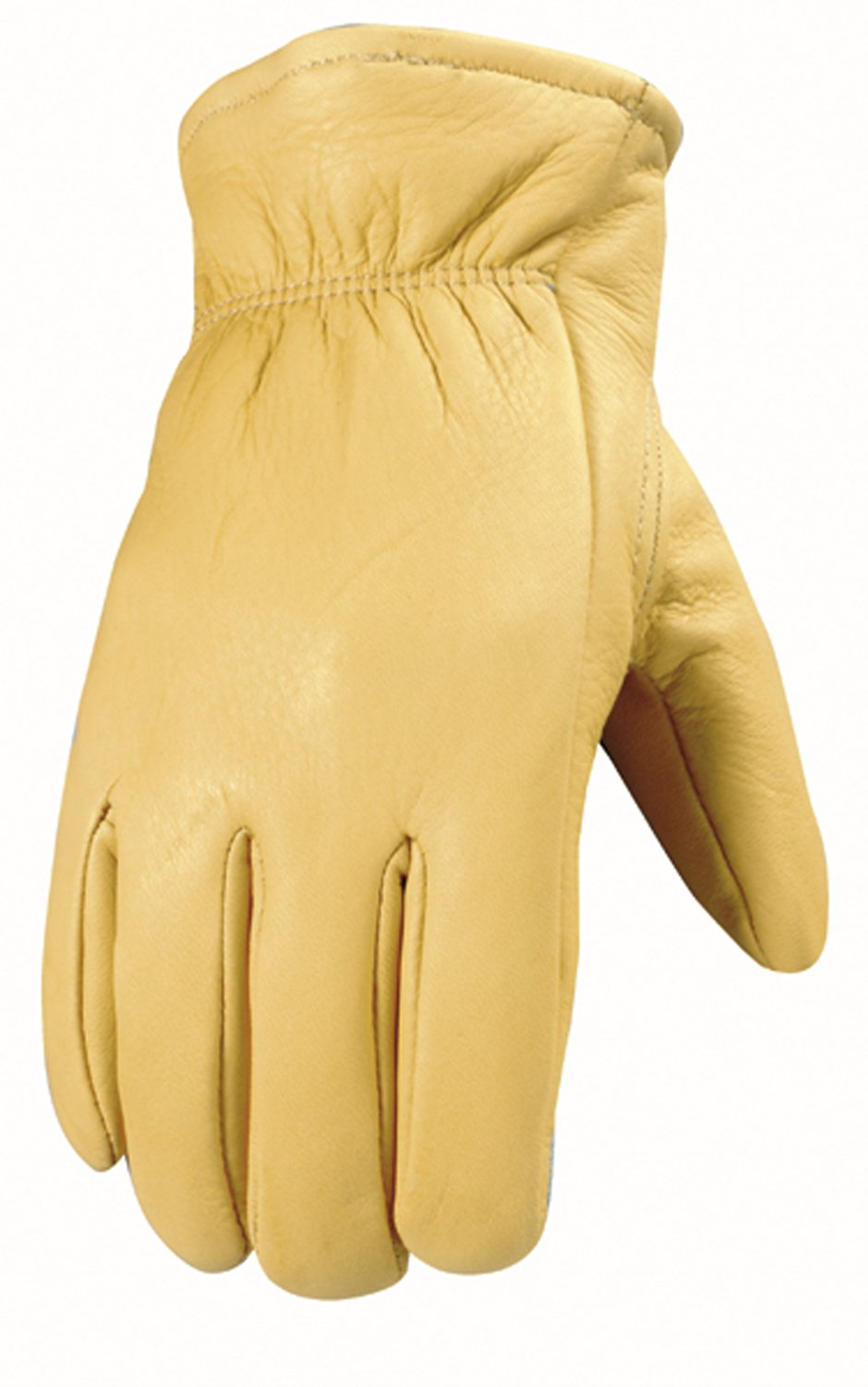 Deer hide leather work gloves - Wells Lamont Leather Work Gloves Insulated Grain Deerskin Large 963l Insulated Deerskin Gloves Amazon Com