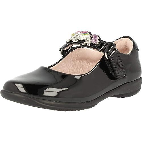 Lelli Kelly LK8312 Blossom F Width Unicorn Bar Shoes in