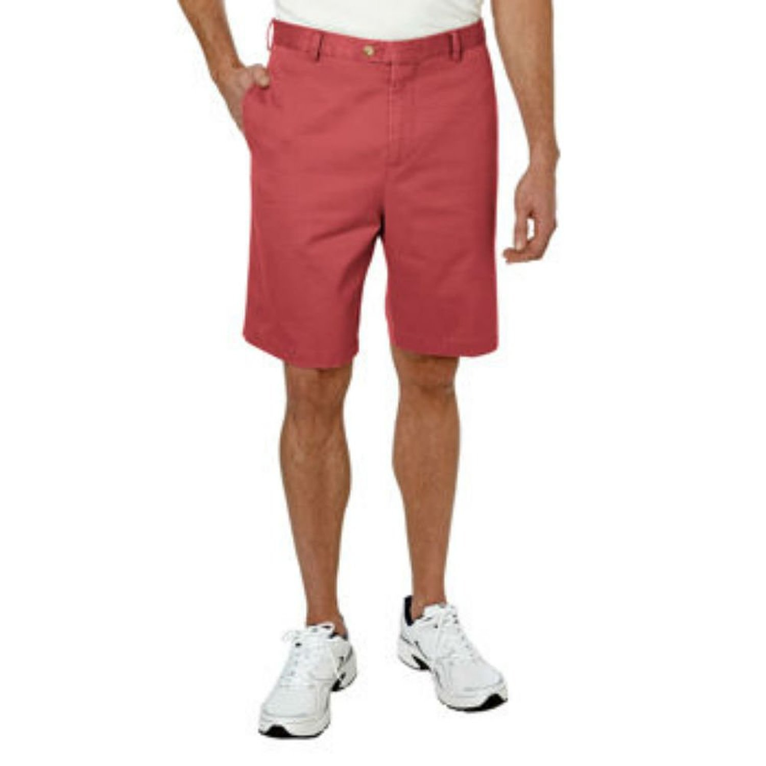 Kirkland Signature Men's Soft Pima Cotton Washed Twill Shorts size 40