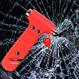 Qingsun 2Pack Car Safety Antiskid Hammer Seatbelt