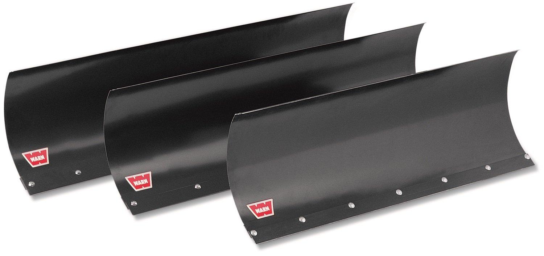 """WARN 86766 48"""" Wide Standard Plow Blade"""