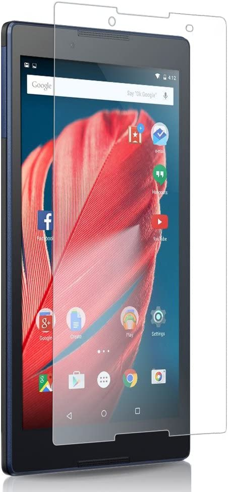 [3 Packs] Lenovo Tab 3 8 Plus Screen Protector, 9H Hardness Ultra-Thin Shatterproof Anti-Scratch HD Clear Tempered Glass Screen Protector for 8.0'' Lenovo Tab 3 8 Plus (TB-8703F)