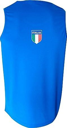 Ekeko Italia, Camiseta de Tirantes para Running, Atletismo y Deportes de Playa, Muy Transpirable y Ligera (Small): Amazon.es: Deportes y aire libre
