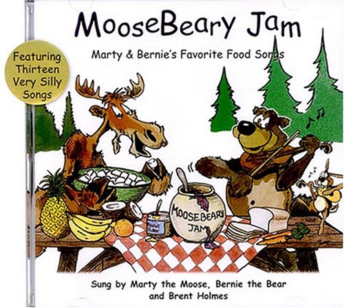 MooseBeary Jam - Holmes Katie Father