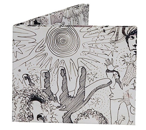 Dynomighty Men's Elysium Mighty Wallet - Super Thin Lightweight Tyvek Billfold Officially Licensed & Trademarked Products DY-413