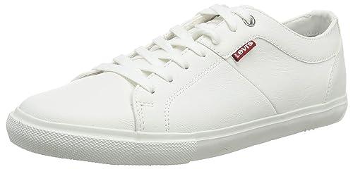 c9d91f3a8 Levi's Woods, Zapatillas para Hombre: Amazon.es: Zapatos y complementos