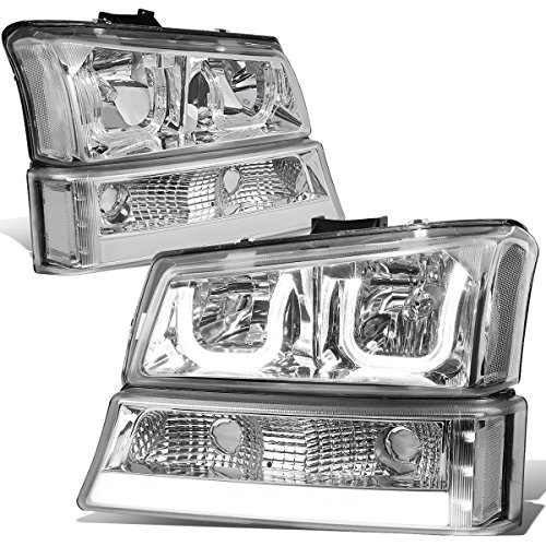 06 chevy halo headlights - 5