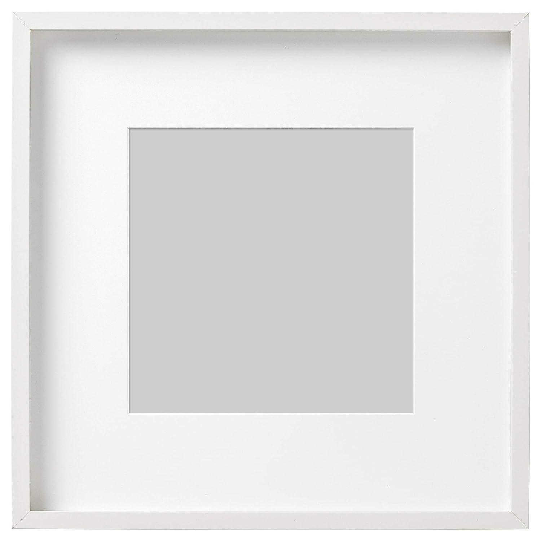 IKEA RIBBA Rahmen in weiß; (50x50x4,5cm): Amazon.de: Küche & Haushalt