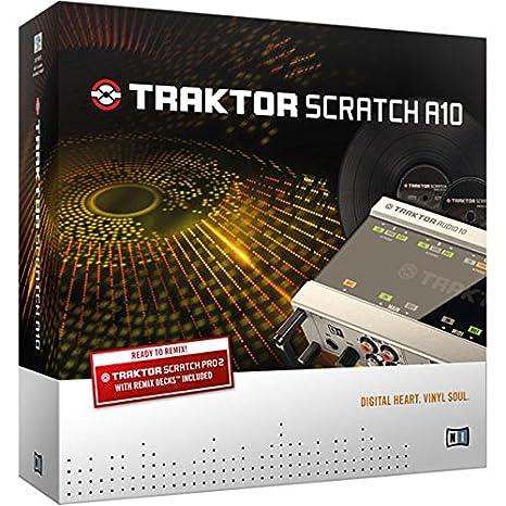 Native Instruments - Sistema De Mezclas Dj Traktor Scratch ...