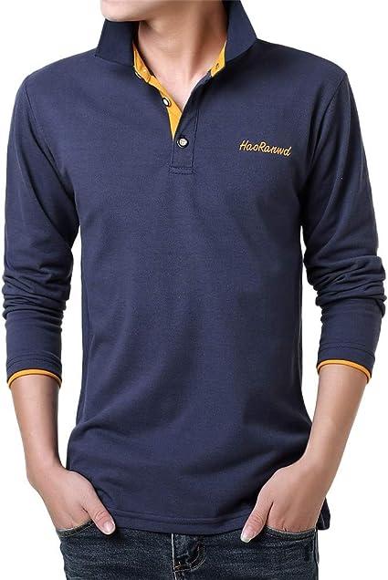 ZODOF camisa hombre camisas sport Nuevo Casual Comodo Moda Carta Camisa de impresión Manga larga Camisa Tops Blusa Moda para hombre shallgood camisa hombre(XL,F): Amazon.es: Instrumentos musicales