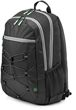HP Active 15.6 inch Laptop Backpack  Black