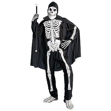 Desconocido Disfraz de Esqueleto de la Opera - Talla M: Amazon.es ...