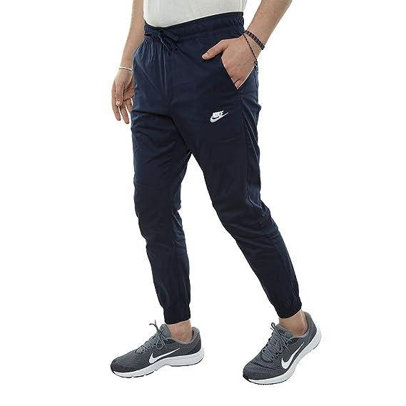 whisky intermitente Imaginación  Buy Nike Men's NSW Sportswear Woven Jogger Pants Standard Fit ...