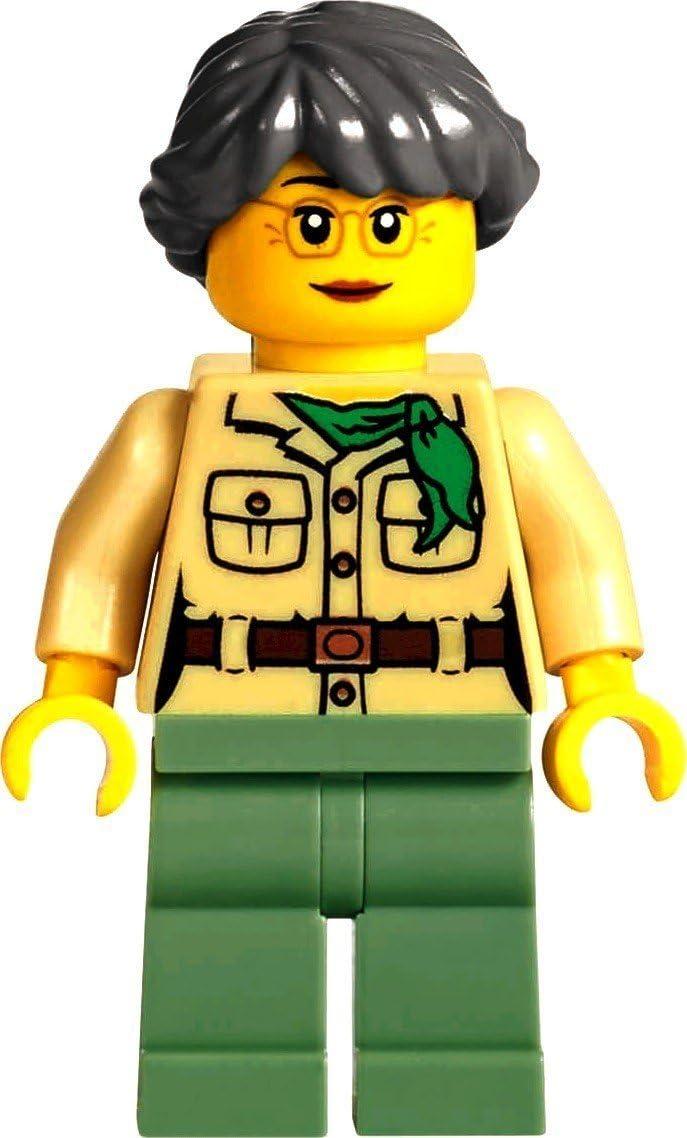 LEGO® Ninjago™ - Misako Minifigurine with Accessories ...