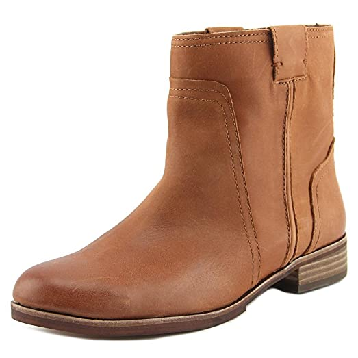 Vince Camuto Leather Round-Toe Ankle Boots free shipping websites lowest price GG0zI