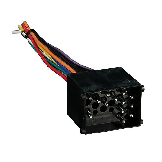 metra 70 8590 radio wiring harness for bmw 90 02 power amazon co metra 70 8590 radio wiring harness for bmw 90 02 power amazon co uk electronics