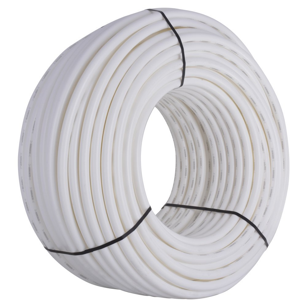 SharkBite 1-Inch PEX Tubing, 500 Feet, WHITE, for Residential and Commercial Potable Water Applications