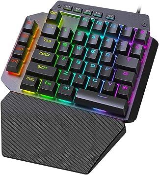 SCKL Una Imparcial RGB Teclado para Juegos Mecánicos ...
